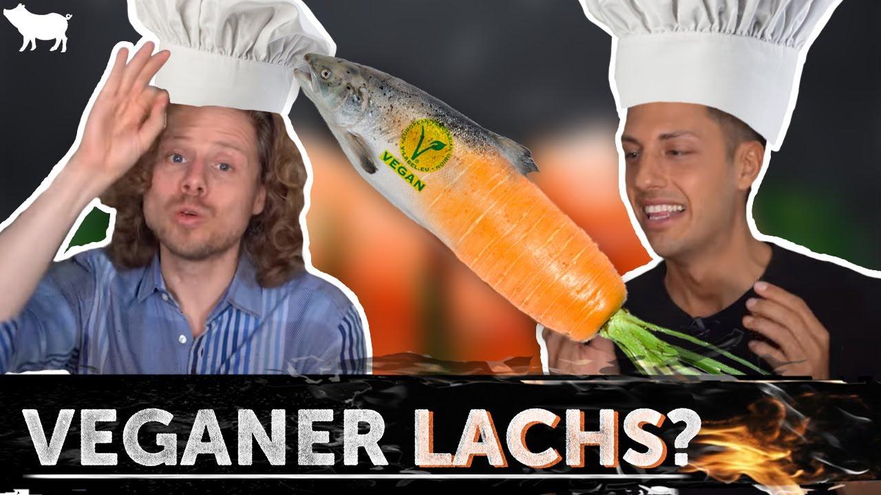 Veganer Lachs - schnell, einfach, lecker!