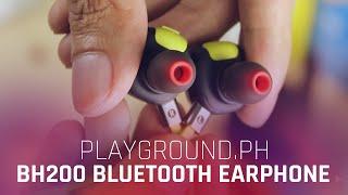 Playground.ph BH200 Bluetooth + NHC Headset - Php1,590
