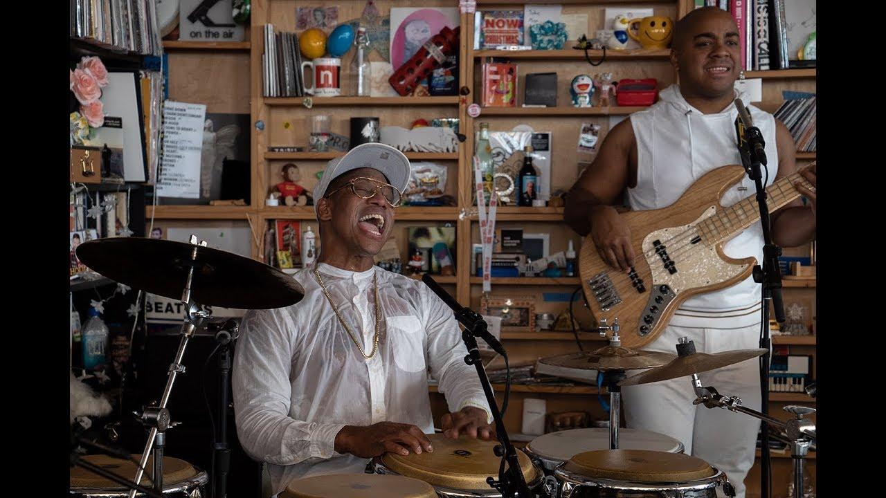 The Pedrito Martinez Group: NPR Music Tiny Desk Concert