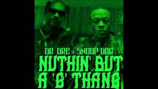 Dr Dre - Nuthin But a