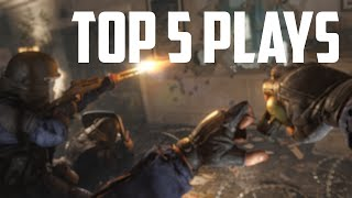 Top 5 Plays in Rainbow Six Siege (HACKING???) Ep. 6