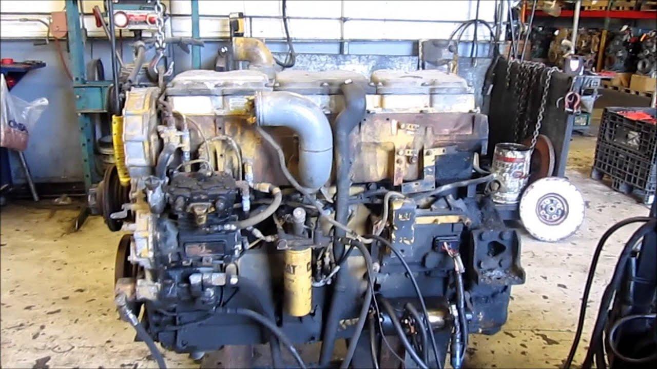 6nz C15 Caterpillar Engine - Year of Clean Water