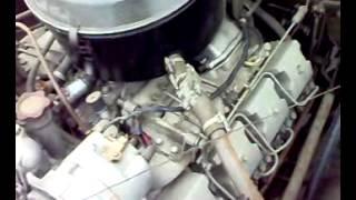 Ural 4320 Kamaz motorja