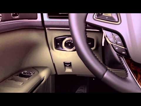 Electric Parking Brake | Lincoln How-to Video