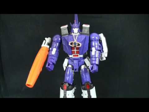 Fans Toys FT-16 Sovereign 3rd Party Galvatron