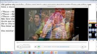 Como fazer um video com fotos e musica usando o ''Freemake Video Converter''