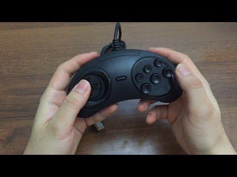 Сеговский USB джойстик для ПК