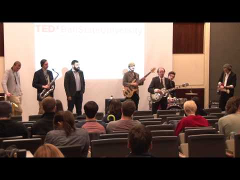 Making a Scene - Creativity in Communities | Radio Cologne | TEDxBallStateUniversity