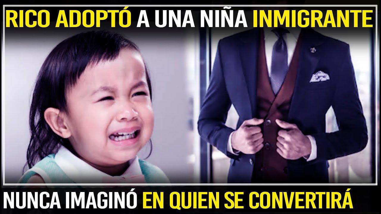 Millonario Adoptó A Una Niña Inmigrante Pero Nunca Imaginó En Quién Se Convertiría
