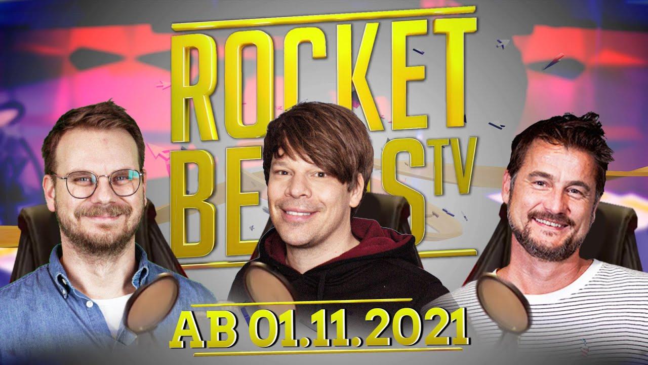 Download Rocket Beans verändert sich: Etienne, Colin + Arno über unsere Umstrukturierung
