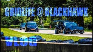 homepage tile video photo for Gridlife at Blackhawk Farms Raceway | Vlog 41