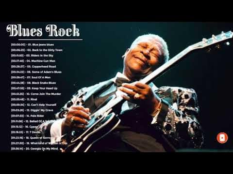 Blues Rock - Southern Rock Badass - Top 30 Blues Rock Songs Playlist