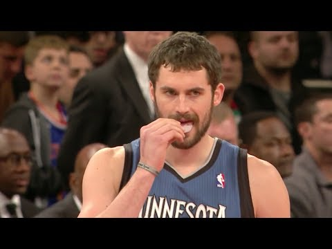 Kevin Love Full Highlights (Huge Night) at Knicks - 34 Points 15 Rebounds (2013.11.03)