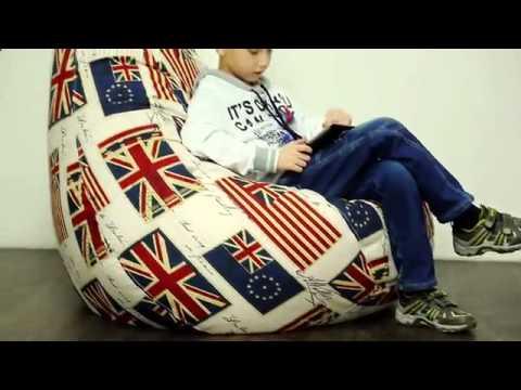 Купить кресло мешок мяч в Украине от Art-Puf