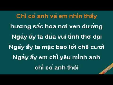 Hoa Dai Karaoke - Mai Khôi - CaoCuongPro