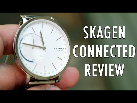 Skagen Connected Hagen Smartwatch Review: Elegantly Analog | Pocketnow