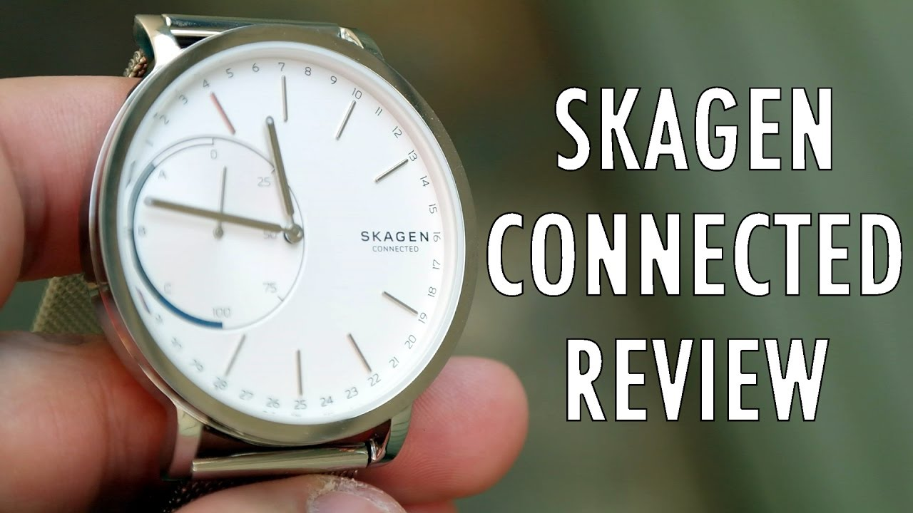 Skagen Connected Hagen Smartwatch Review Elegantly Analog