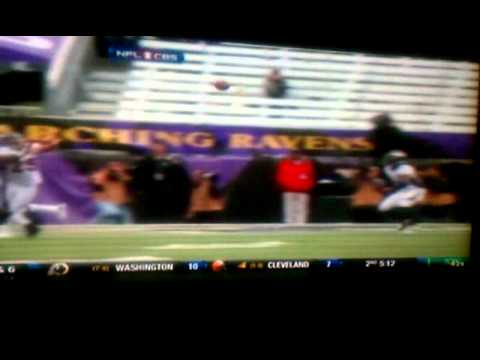 Baltimore Ravens get the beat down by the Denver B