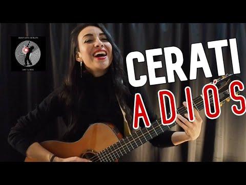 GUSTAVO CERATI – ADIÓS (Cover: CLAUZEN VILLARREAL)