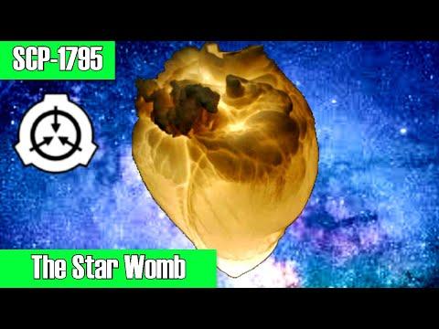SCP-1795 Rahim Bintang | Kelas Aman | Pola Dcreamer / Extraterrestrial Scp