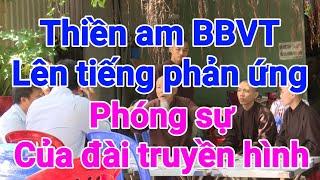 Thiền am bên bờ vũ trụ lên tiếng phản ứng với phóng sự của đài truyền hình   Gấc Việt