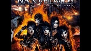 Black Veil Brides - Set The World On Fire - full album