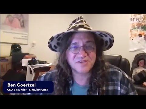 Ben Goertzel Talks SingularityNET AGI On Cardano ADA | SingularityNET Insider Monthly #2