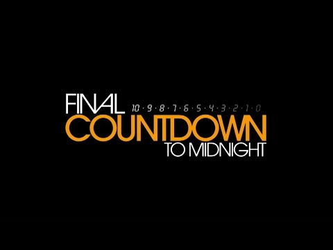 Elvis Presley Live December 31, 1976 Video Final Countdown To Midnight HD