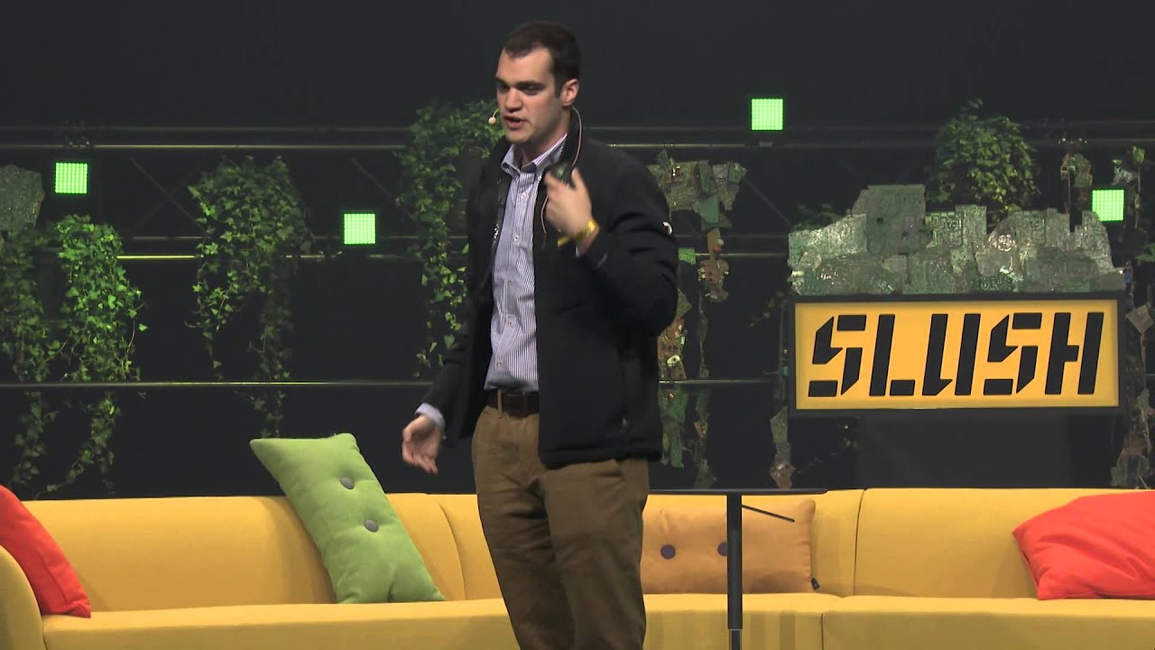 Affinity Investing by Paul Grossinger, A-Level Capital | Slush 2015