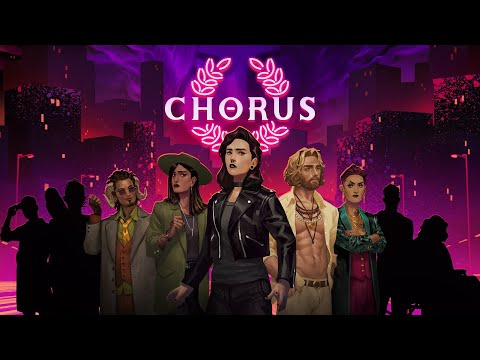 Chorus is an interactive mythological musical from RPG veterans | PC Gamer