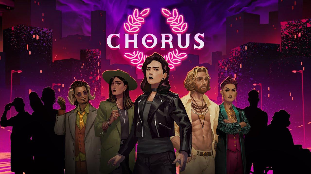 Chorus: An Adventure Musical: In Development on Fig