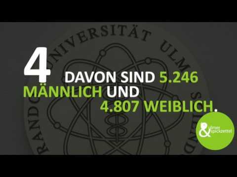 5 Fakten über die Uni Ulm