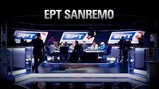 Живой покер EPT 10 в Сан-Ремо 2014 - Главное Событие, финальный стол - PokerStars
