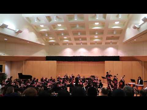 Haydn Symphony no 104 KAS and UMaine conducted by Julia Chen