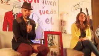 JESSE & JOY - CONFERENCIA DE PRENSA - PRIMERA PARTE