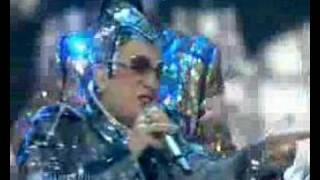 Repeat youtube video Eurovision 2007 Final Ukraine Verka Serduchka Dancing