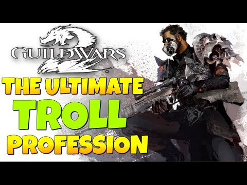 "Guild Wars 2 (PVP) - ""The Ultimate Troll Class/Profession for Noobs"" - (Deadeye Thief) #GW2 thumbnail"