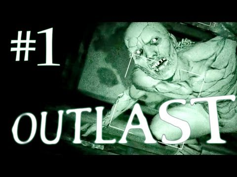 Outlast Gameplay Walkthrough Playthrough -...