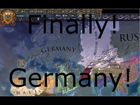 The land of many gers: GERMANY!