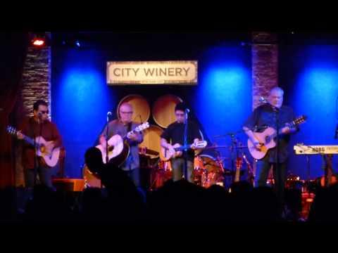 Los Lobos - Cancion del mariachi 12-21-14 City Winery, NYC