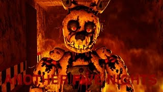 """ SFM FNAF  - Song:""""Another Five Nights"""" by JTMachinima"""