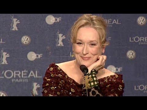 Berlin Film Festival - A Prairie Home Companion Press Conference (2006)
