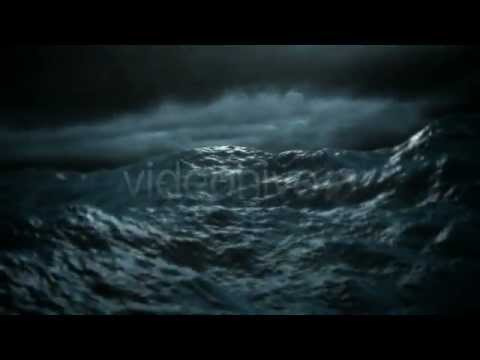 REALISTIC SEA THUNDER STORM - AFTER EFFECTS TEMPLATE - YouTube