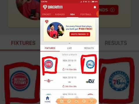 DET VS PHI || MATCH 14 || NBA || DREAM 11 TEAM || DETROIT PISTONS VS PHILADELPHIA 76ers
