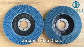 Why Zirconia Flap Discs are more  efficient than Aluminum Oxide Flap  Discs in grinding steels?(Jingle Abrasives is a professional manufacturer of Zirconia Flap Discs. For more details about our products, please visit our website: www.jingle-abrasives.com., 2015-12-29T01:44:11.000Z)