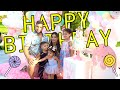 PENELOPE'S 6TH BIRTHDAY PARTY!!! *CANDYLAND*