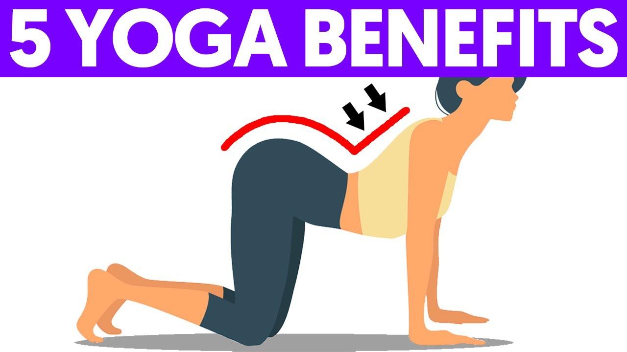 5 amazing benefits yoga has on the body