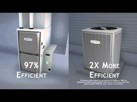 Armstrong Air Pro Series™ Energy Efficiency