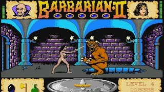 Barbarian II: The Dungeon of Drax (Amiga 500)
