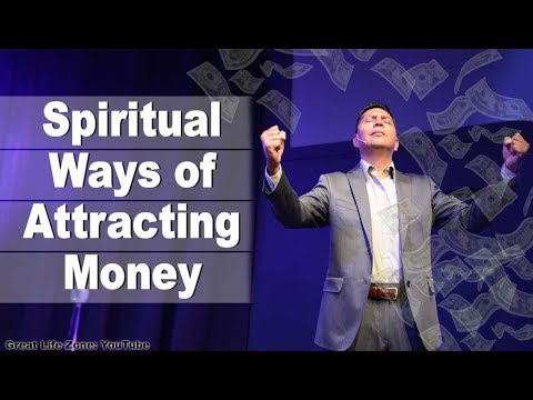 Spiritual Ways of Attracting Money - Powerful Money Affirmations
